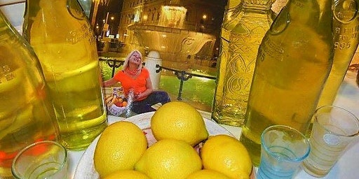 Make Limoncello with Valentina