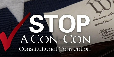 Convention of the States CON CON exposed! tickets