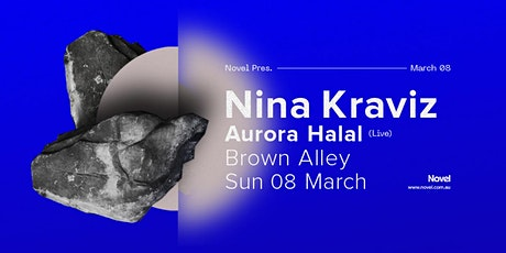 Novel Presents Nina Kraviz & Aurora Halal (Live) tickets