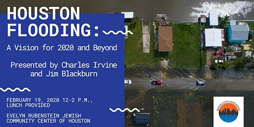 Houston Flooding: A Vision for 2020 and Beyond