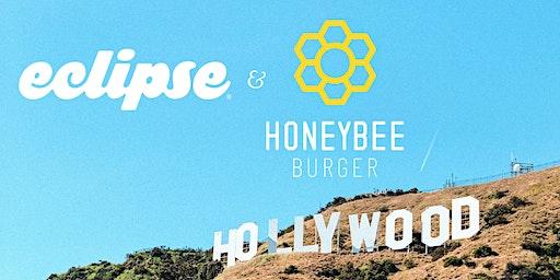Attn LA: Eclipse &  Honeybee Burger Ice Cream Social