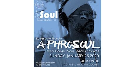 Got Soul Sunday DC at Bin 1301 Wine Bar tickets