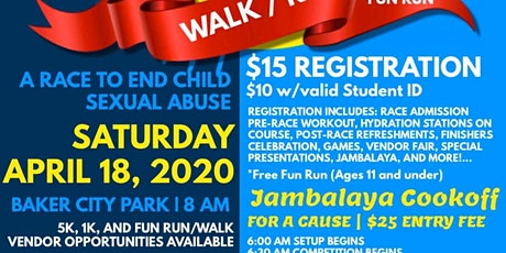 2020 POWER WALK/RUN tickets
