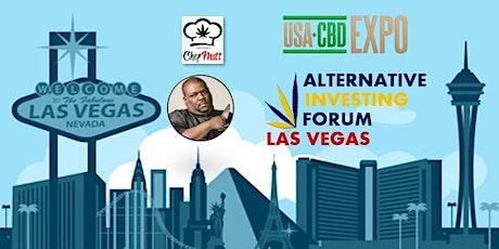 USA Health Expo Las Vegas & Chef Matt Mansion Party & Investing Forum tickets