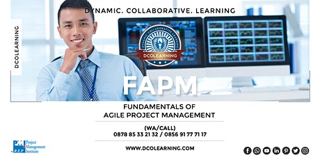 Fundamentals of Agile Project Management tickets
