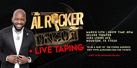 Al Rucker Show Uncut tickets