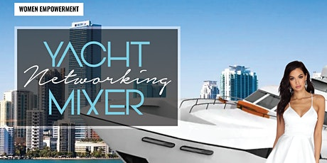 Yacht Networking Mixer tickets