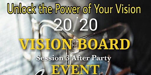 Unlock the Power of Your Vision 20/20  Vision Boar