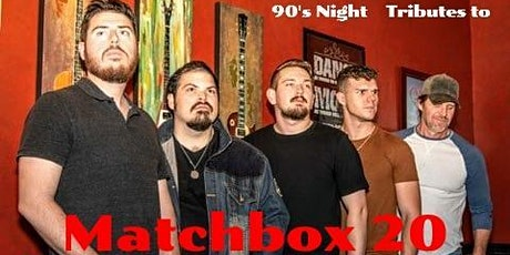 Matchbox 2.0 Matchbox 20 Tribute Band tickets