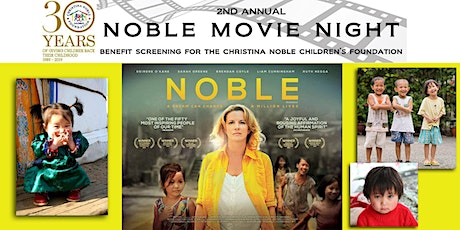 2nd Annual Noble Movie Night tickets
