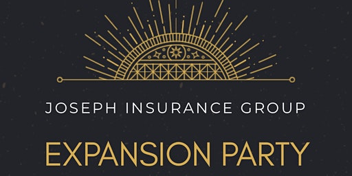 Joseph Insurance Group Expansion Party