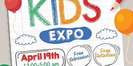 6th Annual Lowcountry Kids Expo & Camp Fair tickets