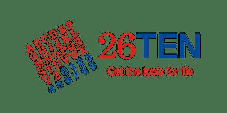 26TEN Plain English Workshop @ Launceston Library tickets