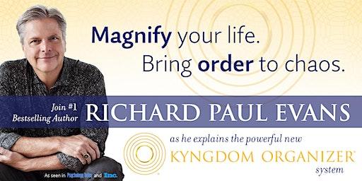 Ogden Utah- Introduction to Kyngdom Organizer - Richard Paul Evans