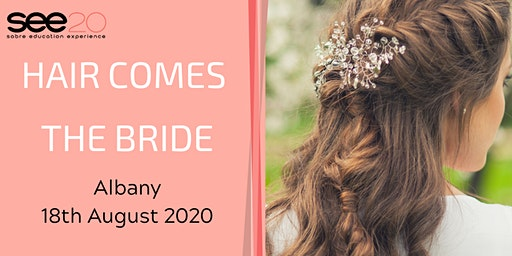 Hair Comes the Bride - ALBANY