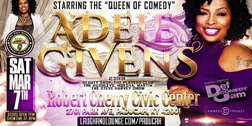 Queens Of Comedy | Starring Adele Givens