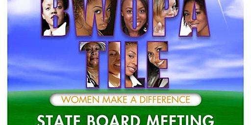 BWOPA State Board Retreat 2020