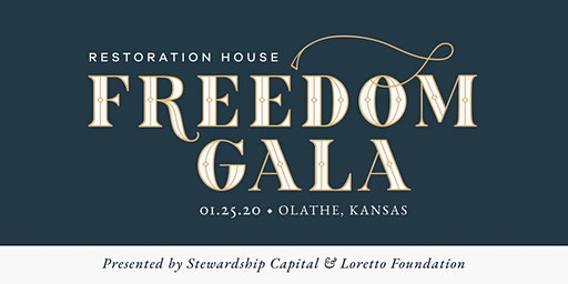 Restoration House Freedom Gala