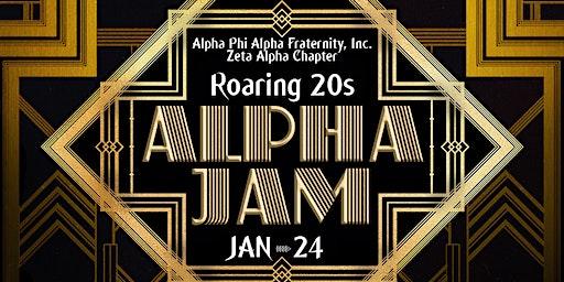 Alpha Jam 2020