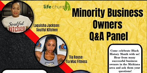 Minority Business Owners Q&A Panel