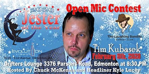 """No Snowflakes Allowed"" Comedy Show Starring Kyle Lucey with Tim Kubasek"
