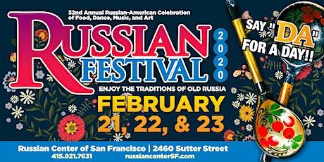 Russian Festival 2020 tickets