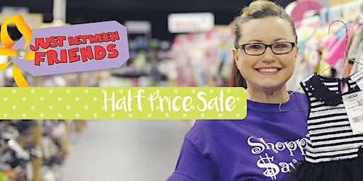 Half Price Presale Ticket