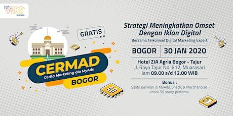 CERMAD BOGOR tickets