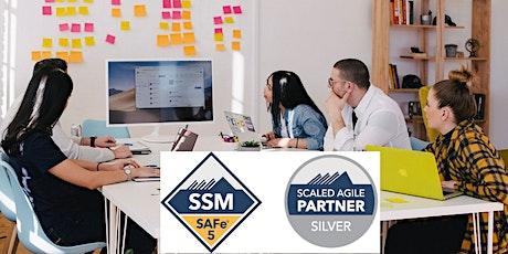 SAFe® 5.0 Scrum Master - WashingtonDC - April 18-19 (SSM® Certification) tickets