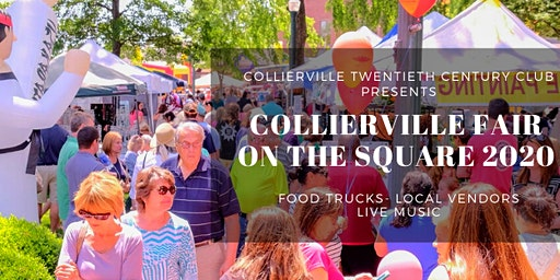 Collierville Fair on the Square