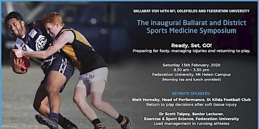 BallaratOSM Sports Medicine Symposium 2020