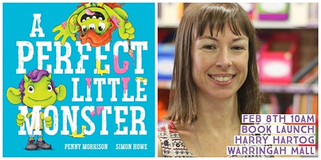 Book Launch: Penny Morrison's 'A Perfect Little Monster' tickets