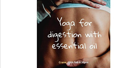 Yoga for Digestion with Essential Oils tickets