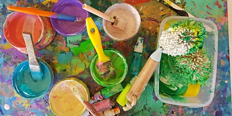 Term 1 CASUAL SESSION to The Messy Paint and Play  tickets