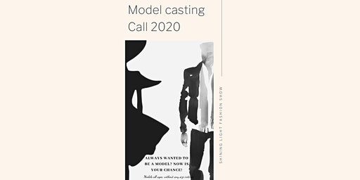 MODEL CASTING CALL 2020 / Models all ages, without any size criteria