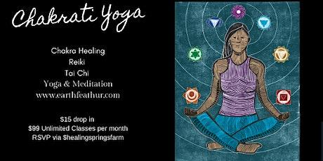 Chakrati Yoga tickets