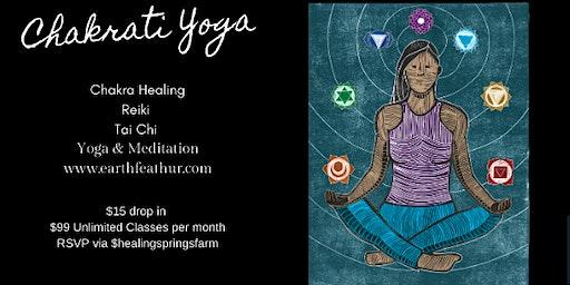 Chakrati Yoga