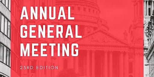 Annual General Meeting iPRO Kali ke 23