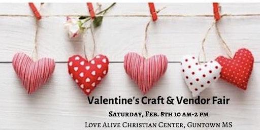 Valentine's Craft and Vendor Fair