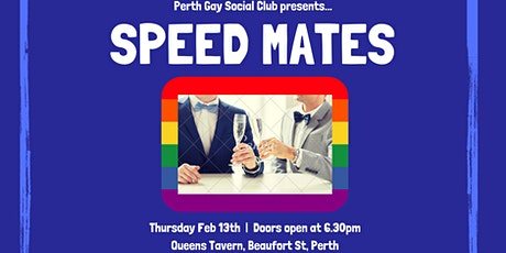PGSC Speed Mates tickets