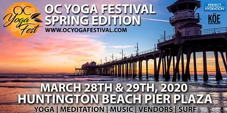 OC YOGA FESTIVAL | SPRING EDITION tickets