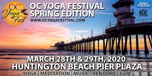 OC YOGA FESTIVAL | SPRING EDITION