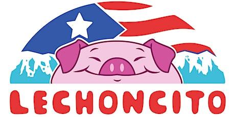 Lechoncito: Puerto Rican Food - October tickets