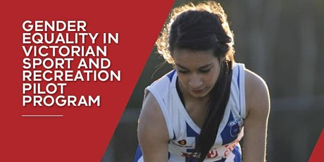 Community of Practice - Gender Equality in Victorian Sport & Rec tickets
