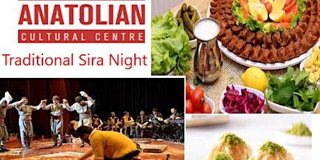Turkish Traditional Sira Night tickets