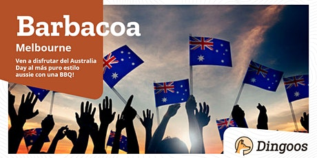 Dingoos Australia Day BBQ- Melbourne entradas