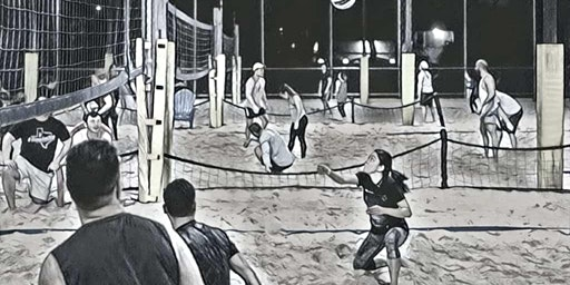 HTXO Sand Volleyball Social