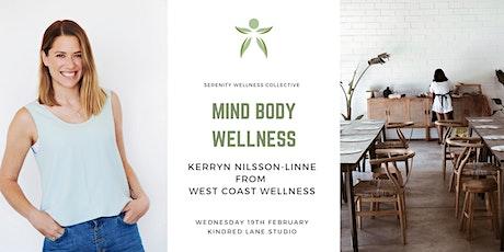 Mind Body Wellness tickets