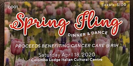 RIH Foundation - Spring Fling Dinner & Dance tickets