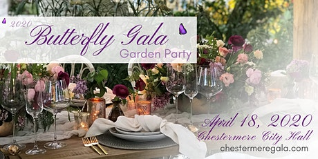 2020 Butterfly Gala tickets